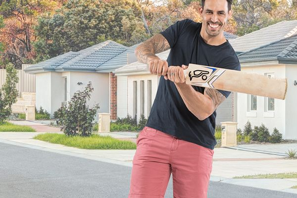 Mitchell Johnson welcomed as RMA Ambassador