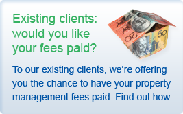 Property management fees paid